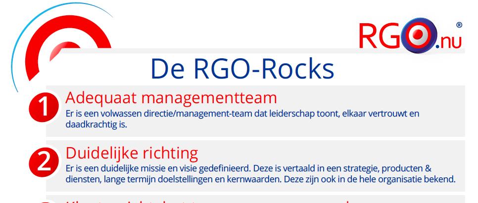 De 10 RGO-Rocks
