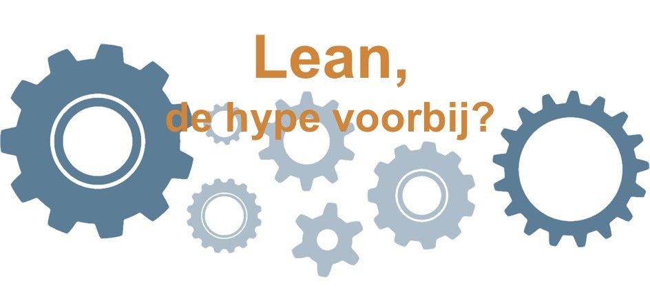 Lean, de hype voorbij?